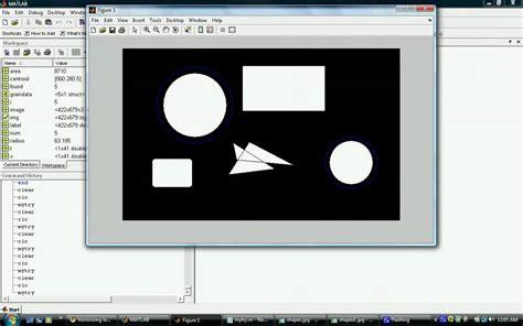 detecting circles   image  matlab www