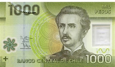 imagenes de billetes bolivares fuertes billetes y monedas banco central de chile