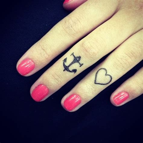 girly finger tattoos 50 beautiful girly finger tattoos