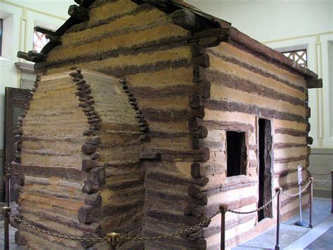 Abraham Lincoln Log Cabin Pictures by Abraham Lincoln S Birthplace Flickr Photo