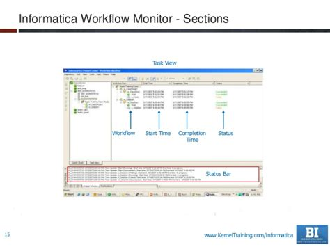 informatica workflow manager questions informatica power center 9 x developer admin basics