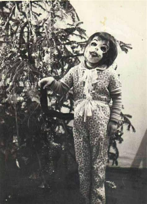 merry scary christmas creepy vintage creepy pictures creepy