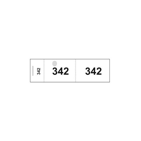 printable cloakroom tickets cloakroom number tickets booklet 100 double