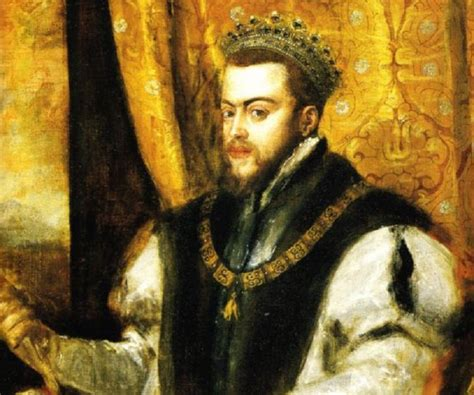 philip the second of spain books philip ii of spain biography facts childhood