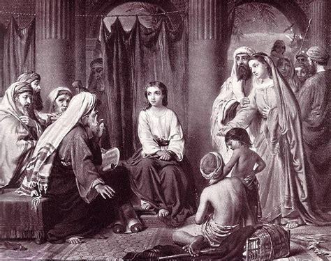 Bilder Lebenslauf Jesus Die Kindheit Jesu Lukas 2 39 52 Der Zw 246 Fj 228 Hrige Jesus Lehrt Im Tempel Jesus Bild Kindheit