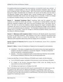 poa m template plan of and milestones poa m