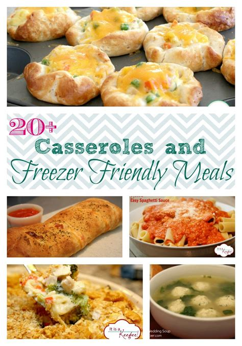 easy recipes make ahead meals and freezer meals it s a - Easy Make Ahead Dinner Recipes