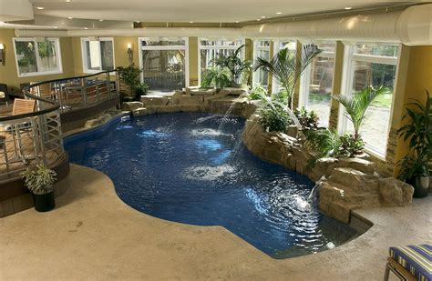 indoor pools in homes everything you need to know about indoor pools aqua tech