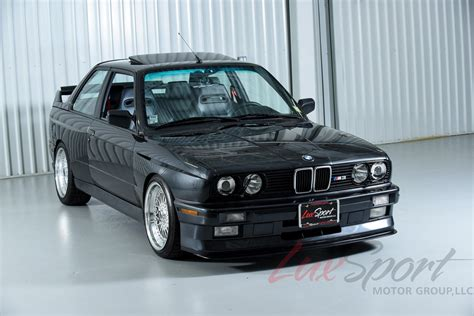 bmw e30 coupe 1988 bmw e30 m3 coupe stock 1988150a for sale near new
