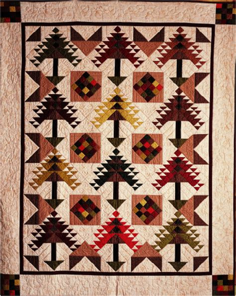 Free Fall Quilt Patterns by Quilt Inspiration Free Pattern Day Autumn Leaves Quilts