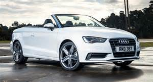Audi A3 Quattro Cabriolet Audi Uk Expands A3 Cabriolet Range With New Diesel