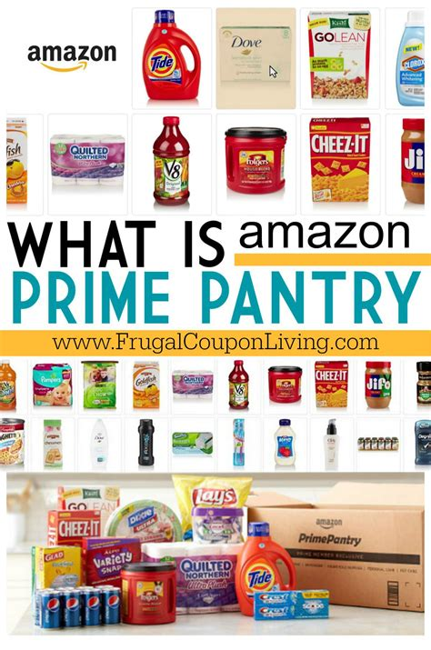 Prime Pantry by What Is Prime Pantry