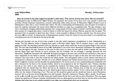 Midsummer Nights Essay by A Midsummer Nights Essay Explore The Of The Fairies In A Midsummer Nights A