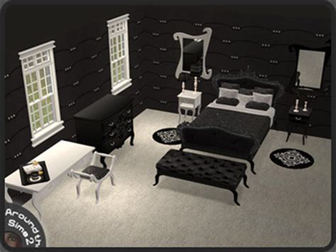 sims 2 bedroom sets around the sims 2 objects bedroom drama