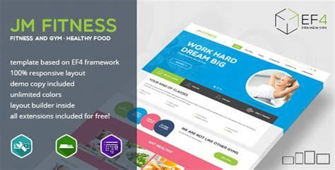 themeforest fitness themeforest fitness v1 02 gym fitness and healthy