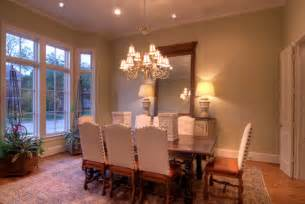 Dining Room Bay Window A Formal Dining Room With Bay Window
