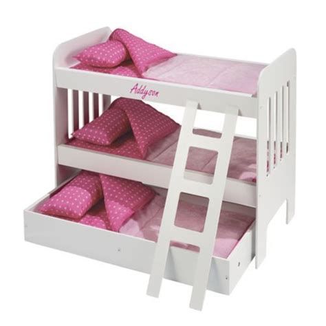 18 Inch Doll Bunk Bed With Trundle 15 Best Images About A S 2014 Wishlist On Pinterest Disney Frozen Bunk Bed With Trundle