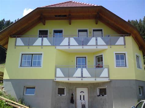 balkongeländer nirosta ma 223 gefertigte balkongel 228 nder als visitenkarte f 252 r ihr heim