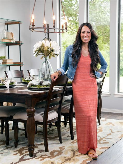 At Home Joanna Gaines | photos hgtv