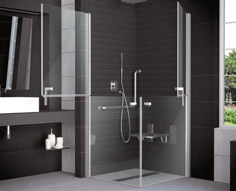 Kleines Bad Rollstuhlgerecht by Dusche Behindertengerecht Modern Badezimmer K 246 Ln