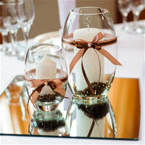 do it yourself wedding centerpieces candles ideas for do it yourself wedding centerpieces knot for