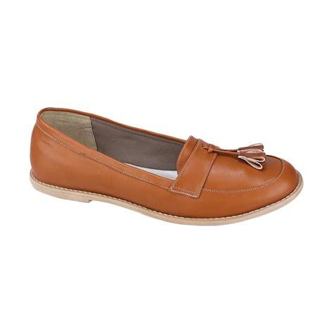 Sepatu Murah Kickers Sandal Brust Wanita Coklat jual raindoz flat shoes 1534 sepatu wanita coklat harga kualitas terjamin blibli