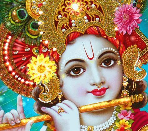 beautiful lord krishna bhazan a lovely god prayer touching hearts hindu gods gif animation