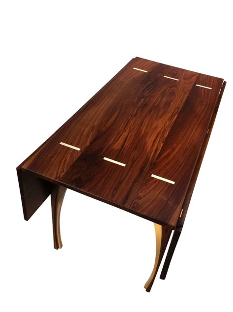 square drop leaf table buy hand made drop leaf dining table solid walnut 48