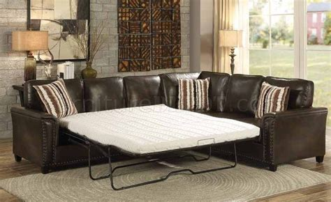 coaster tess sectional sofa coaster sectional sofa sleeper home the honoroak