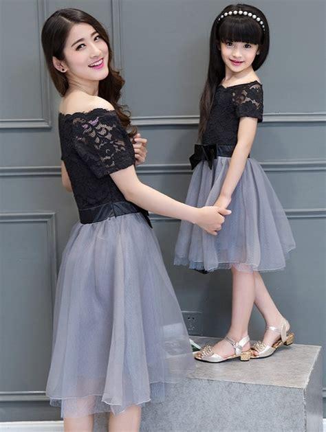 Gaun Tutu Ibu Anak jual gaun pesta kembar gaun pesta ibu anak gaun pesta impor christian tung