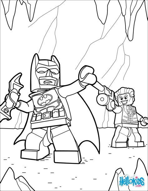 lego batman coloring pages games lego batman and joker coloring pages hellokids com