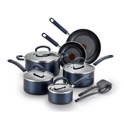 Perhiasan Set Titanum 8 12 12 nonstick cookware set sapphire blue titanium home kitchen cuisinart new ebay