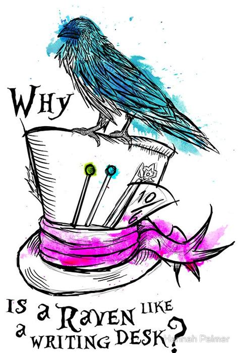 why is a raven like a writing desk tattoo best 25 writing desk ideas on fixer