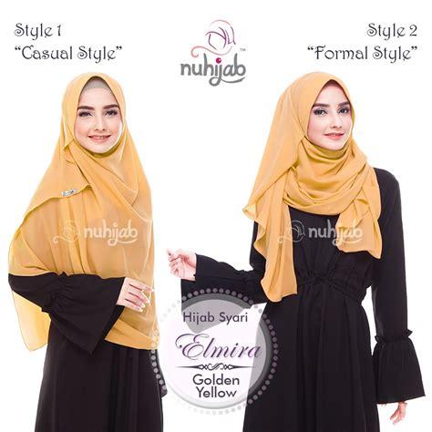 Baju Elmira Syari Amr koleksi busana muslimah baju muslim