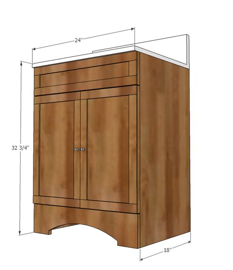 bathroom vanities plans free pdf woodworking