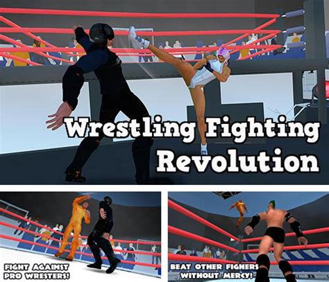 wrestling revolution full version apk download android fighting games download free fighting games for