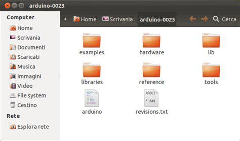 tutorial arduino ubuntu installare arduino 0023 su ubuntu 11 10 oneric ocelot