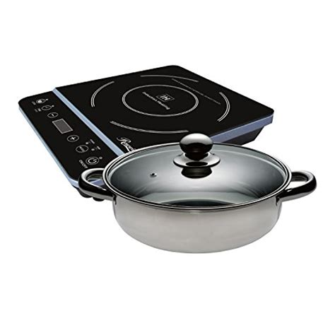 induction cooker for pot rosewill rhai 13001 1800w induction cooker cooktop with
