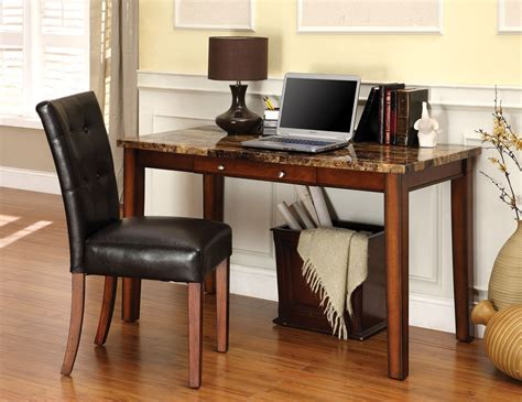 marble top computer desk computer desk accent table solid wood wall table with