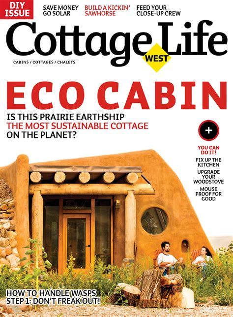 cottage living magazine subscription fall 2016 cottage west magazines cottage