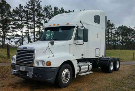New Truck Styles by Freightliner Century W 70 Condo New Style 2007