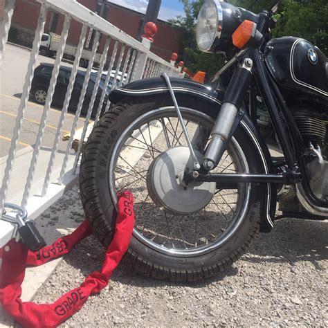 kesilmez sertlestirilmis zincirli grade motosiklet kilidi
