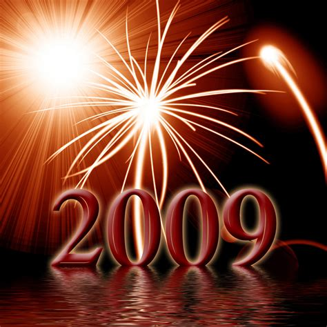 new year year i was born november 2009