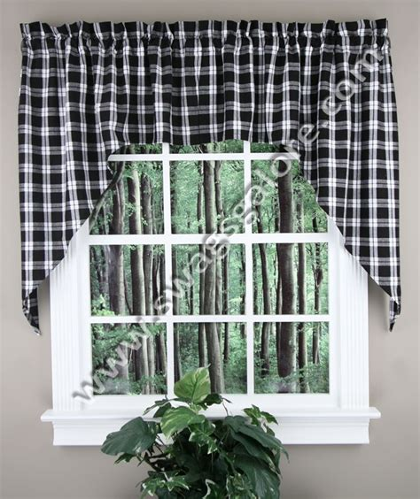 swag and jabot curtains 20 best images about jabot swag kitchen curtains on