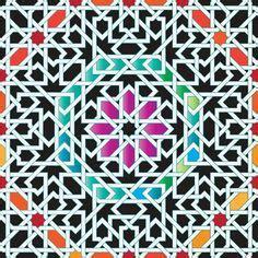 Kaos Islamic Artworks64 Seven Pray k 233 ptal 225 lat a k 246 vetkezå re â arabic ceramics tilesâ arabic