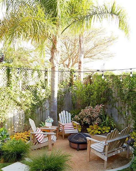 small outdoor garden ideas 20 lovely backyard ideas with narrow space home design