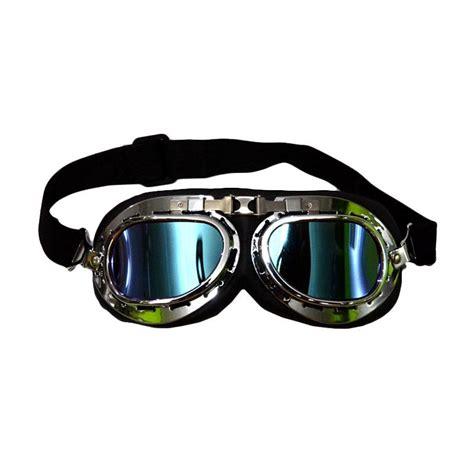 Jual Goggle Pelangi by Jual Rodadua Klasik Frame Kacamata Goggle Chrome Pelangi