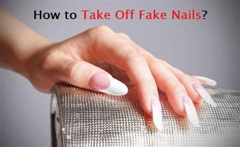 how to take off fake tattoos how to take nails