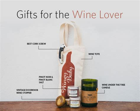 gift for lover wine relish decor