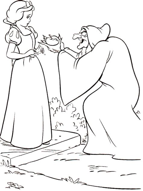 evil queen coloring page evil queen snow white cartoon coloring pages 10 cartoon